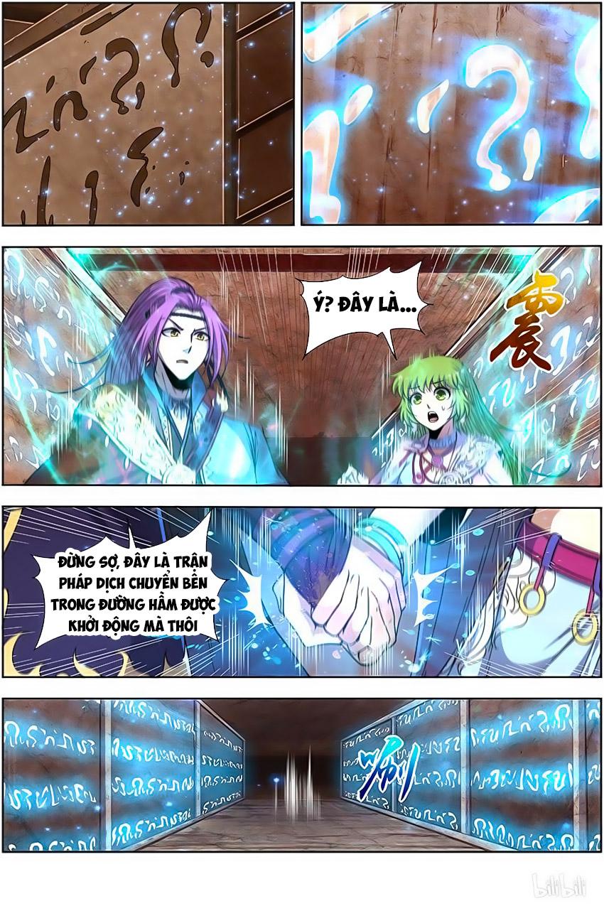 Ngự Linh Thế Giới chap 347 - Trang 6