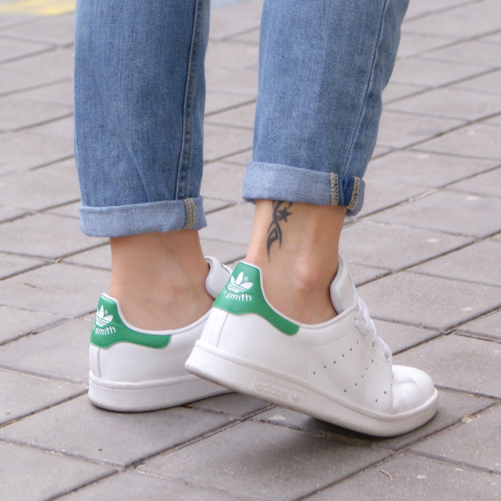 Look ADIDAS Stan Smith
