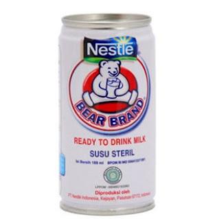 Manfaat susu beruang atau bear brand