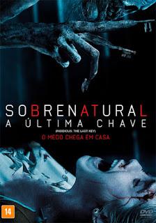 Sobrenatural: A Última Chave - BDRip Dual Áudio