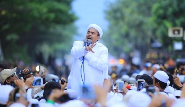 Fakta Mengejutkan Habib Rizieq, Eks Politisi PDIP: Dia Itu Seorang Soekarnois, Islamnya Nasionalis