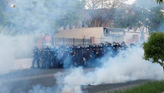 La página web de la Policía de Mineápolis deja de funcionar tras una amenaza de Anonymous