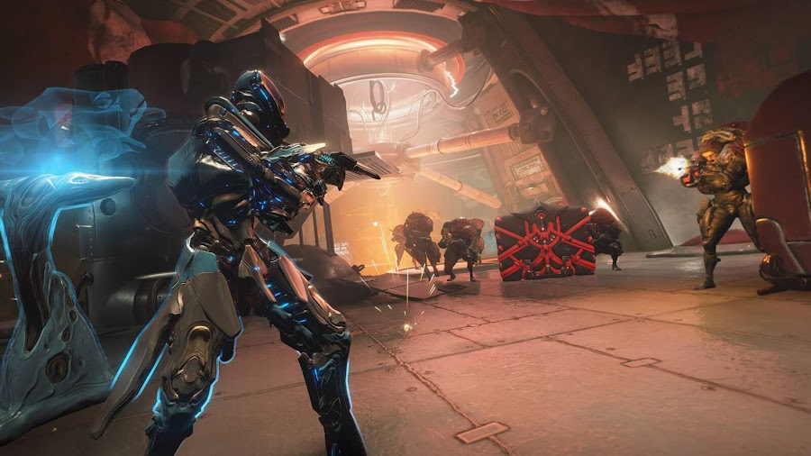 warframe saint of altra update pc disruption mode expansion