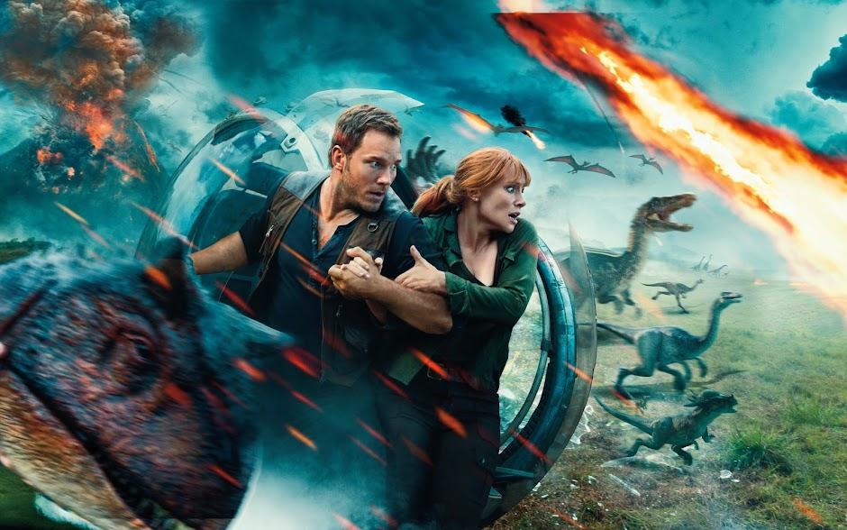 """Jurassic World: Reino Ameaçado"" ultrapassa US$ 1 bilhão na bilheteria mundial"