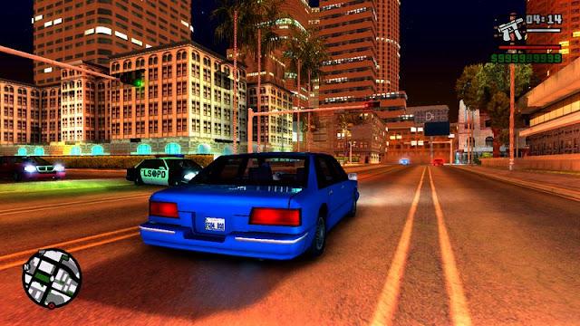 MG New Graphics Pack 4.0 For GTA San Andreas