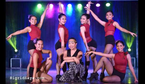 Bacolod dance school - Bacolod ballet school - Garcia-Sanchez School of Dance - Bacolod City - Bacolod blogger - 48th anniversary show - new York New York - Gianne Sanchez Sanson choreographer