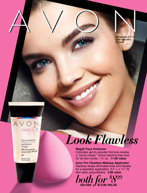 Avon Campaign 5 2017 Brochure
