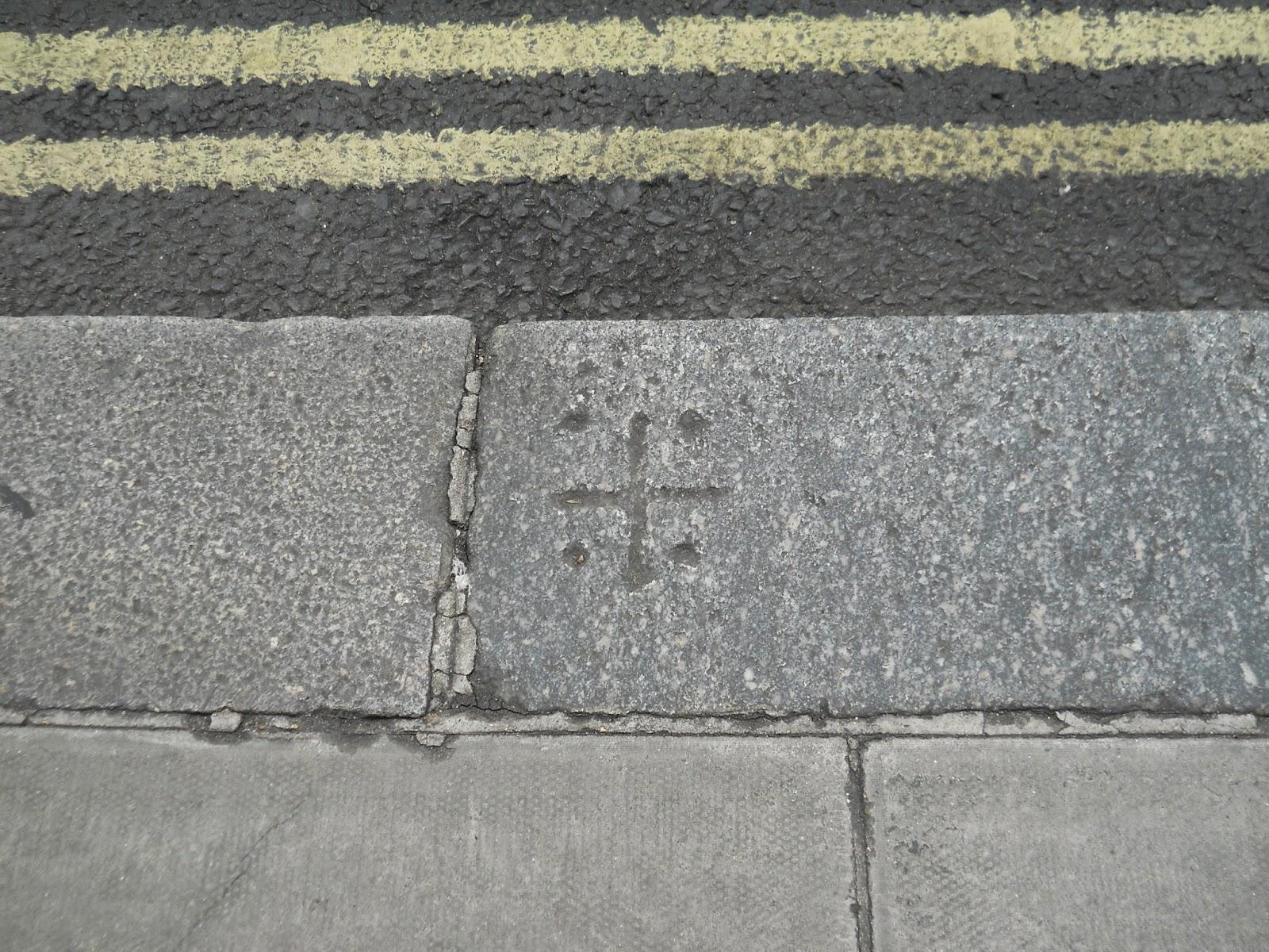 kerbstone symbol