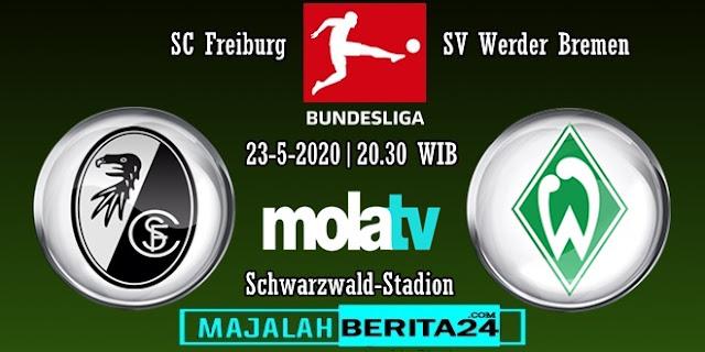 Prediksi Freiburg vs Werder Bremen