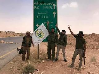 Perang Masih Berlanjut di Ramadhan, Koalisi Milisi Syiah Irak Capai Pintu Perbatasan dengan Suriah