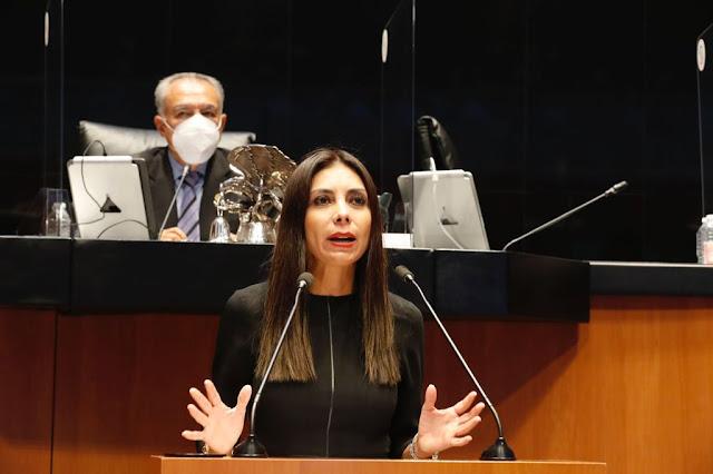 El Poder Ejecutivo muestra un claro menosprecio a la construcción de elecciones libres y limpias: Dulce Alejandra García