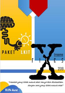 Paket LKIT Xtreeme 2019