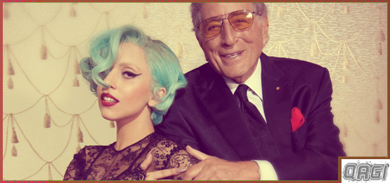 Tony Bennett Ft. Lady Gaga - The Lady Is A Tramp