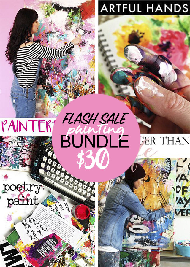 FLASH SALE! painting bundle