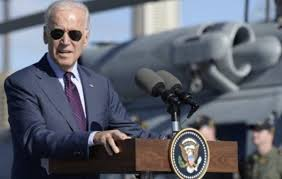 Biden hard on China - second US warship stationed in South China Sea in a week; America said - will help Taiwan