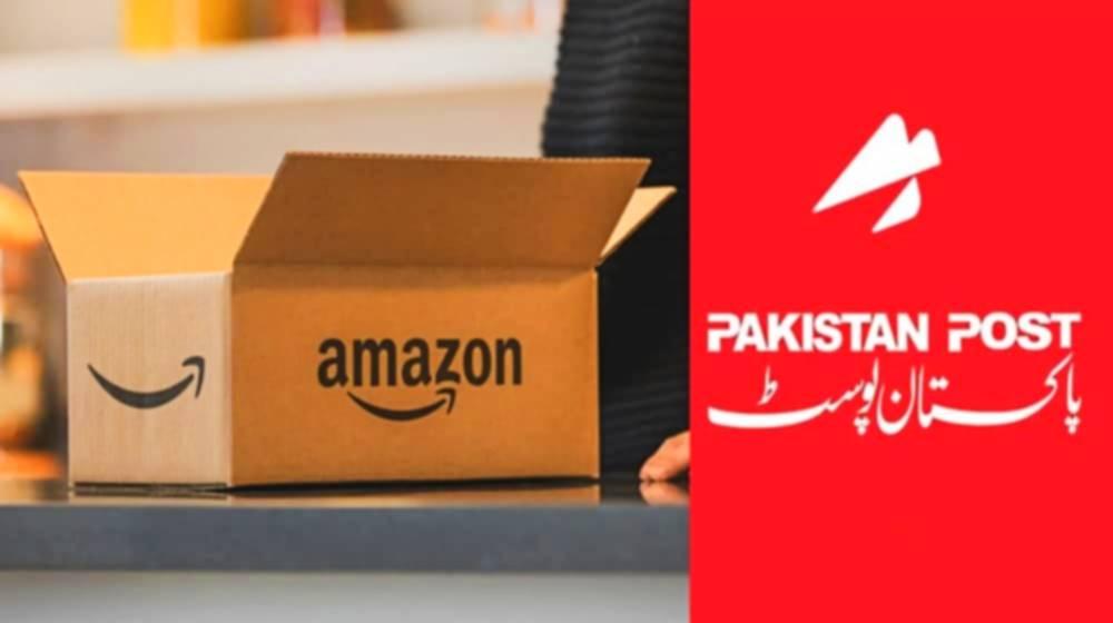 Pakistan Post Establishes Amazon Facilitation Center