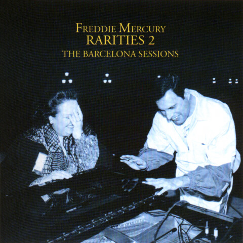 Freddie Mercury - The Barcelona Sessions