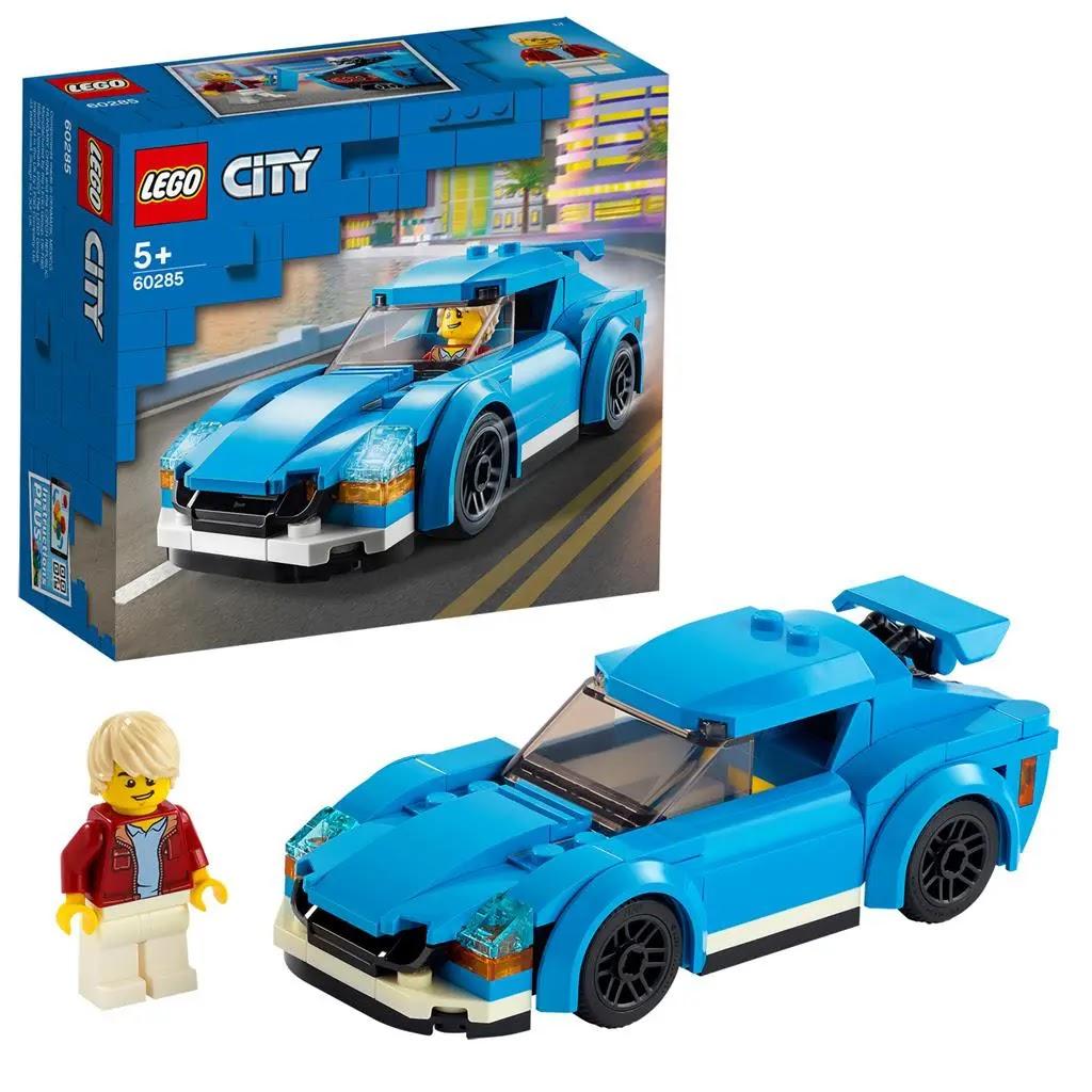レゴ(LEGO) シティ スポーツカー 60285