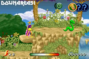 Sky Dancers They Magically Fly Gba Rom Download Arena