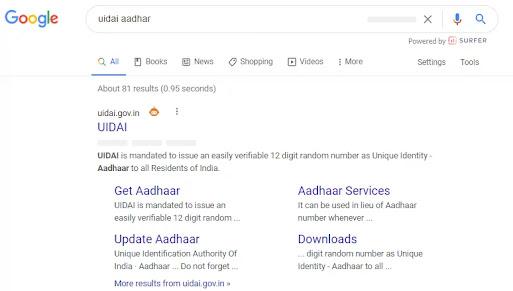 Get Aadhar