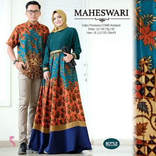 Maheswari Couple by Shofiya