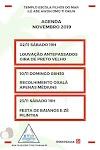 Agenda Novembro 2019