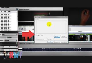 Tutorial Videopad Menambah Logo Pada Video Atau Watermark
