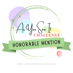 honorable mention badge