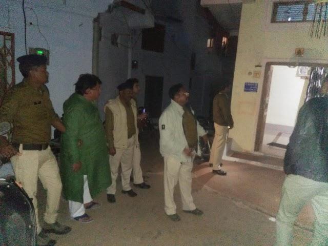 नेताजी के जुआ फड़ पर पुलिस की रेड. Rs 56 हजार जब्त, एसडीओपी के आगे नहीं चल पाई पूर्व नपा उपाध्यक्ष की हेकड़ी..