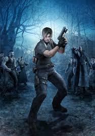 Resident Evil 4 Mobile Wallpaper