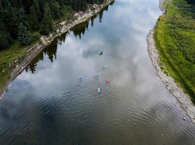 kayaking, river, Butler Co, Hamilton