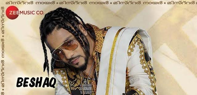 Beshaq Lyrics - Raftaar