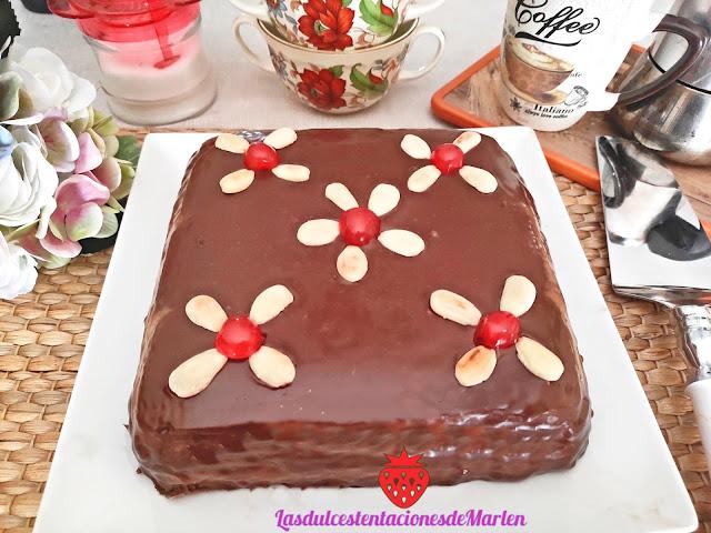 Tarta De Galletas, Chocolate Y Crema