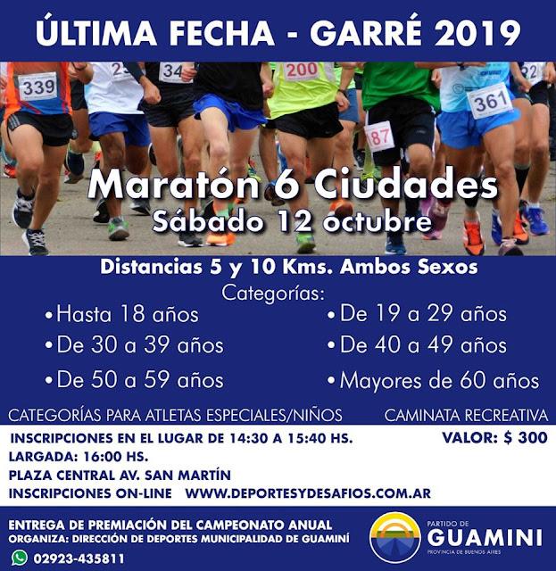 Maraton Garre