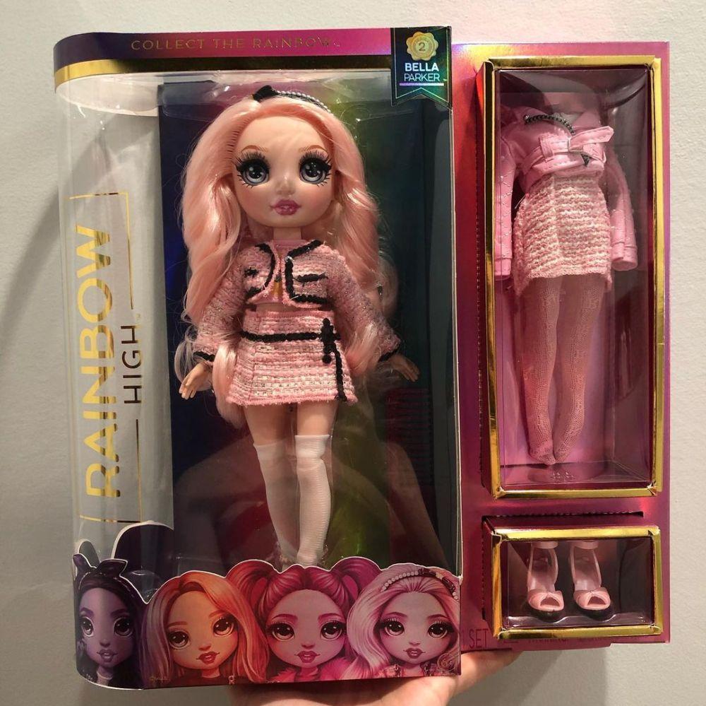 Кукла Rainbow High Bella Parker