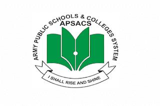 Army Public School & College Job 2021 in Rawalpindi
