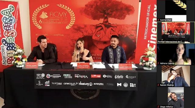 El martes 24 inicia la Sexta Edición del Festival Internacional de Cine de Mérida y Yucatán (FICMY)