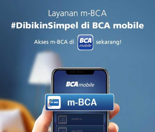 Solusi m-BCA di BCA Mobile Terblokir