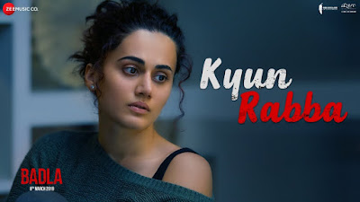 Kyun Rabba Full Song Lyrics - Badla - Armaan Malik
