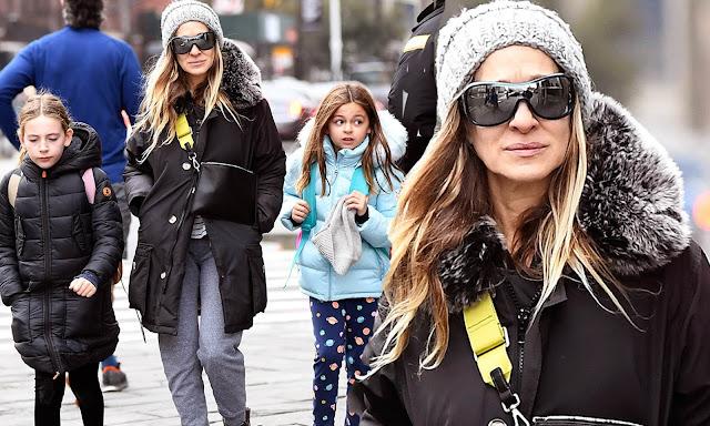Sarah Jessica Parker Has Twin Girls Via Surrogate