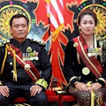 Raja dan Ratu Keraton Agung Sejagat Yang Menggemparkan Masyarakat, Digelandang Polisi ke Polda Jateng