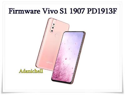 Firmware Vivo S1 1907 PD1913F