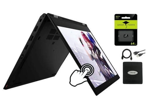 2021 Lenovo ThinkPad L13 Yoga FHD Touch-Screen Laptop