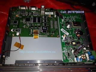 Bo mạch màn hình cảm ứng HMI Delta 10 inch DOP-A10THTD1, DOP-A80THTD1, DOP-A57BSTD