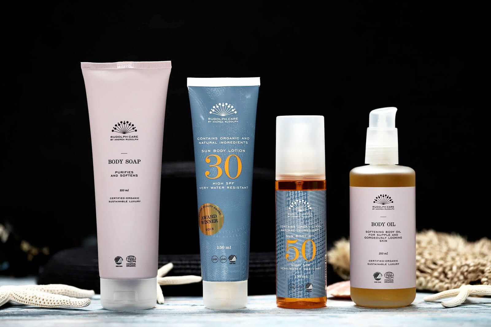 rudolph care soins solaires huile corps avis