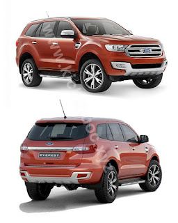 kich thuoc xe ford everest
