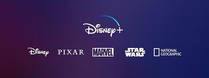 Lançamentos de Fevereiro - Disney+