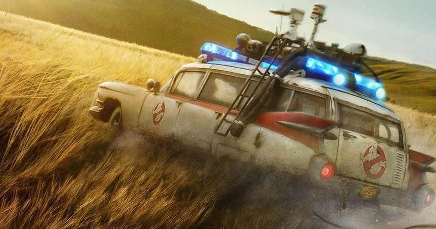 """Sinopse oficial de """"Ghostbusters: Afterlife"""" é revelada - Os Cinéfilos"""