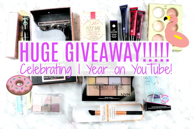 huge makeup giveaway