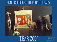 Is your favorite here? 10 Terrific storybooks and how to use them in speech therapy. www.speechsprouts.com